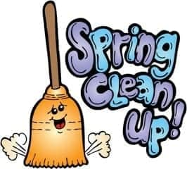 spring cleaning tips and tricks to get your home looking it s best rh groovymaid com  spring clean up clipart